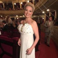 Мария Максакова отказалась от шумной вечеринки по случаю юбилея