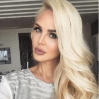 Мария Погребняк перенесла операцию по удалению грыжи