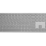 Microsoft выпустила клавиатуру Modern Keyboard со скрытым дактилоскопическим сенсором