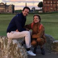 Наталья Водянова забыла обо всем на романтическом отдыхе с супругом