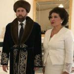 Николас Кейдж провел уикенд в Казахстане