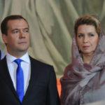 Светлана Медведева рассказала о планах на годовщину свадьбы