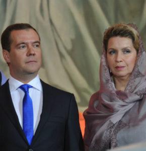 17515 Светлана Медведева рассказала о планах на годовщину свадьбы