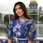Телеведущая Ольга Ушакова сыграла свадьбу на Кипре