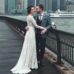 18175 Ведущий НТВ Андрей Самарцев сыграл свадьбу в Нью-Йорке