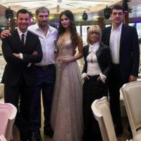 Вера Глаголева ушла в отрыв на втором дне свадьбы дочери