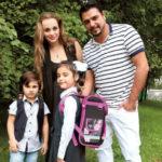 20685 Александр Бердников крестил дочерей