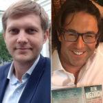 Борис Корчевников поздравил Андрея Малахова с назначением в «Прямой эфир»