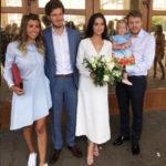 19891 Дочь Михаила Турецкого вышла замуж за сына ресторанного магната
