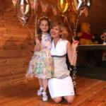 Елена Бирюкова закатила грандиозную вечеринку в честь дочери