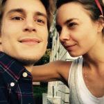Иван Янковский вернулся к бывшей девушке