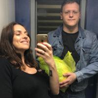 Надя Ручка скрыла свое замужество