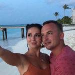 Певица Нюша вышла замуж на Мальдивах