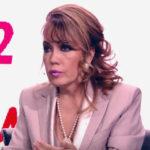 Певицу Азизу поставили в тупик расспросы о деталях убийства Талькова