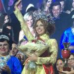 19958 Полина Диброва стала «Миссис Россия-2017»