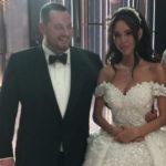 Самарский олигарх спустил миллионы на шикарную свадьбу с моделью Ксенией Царицыной