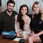Сати Казанова выбрала роскошное обручальное кольцо