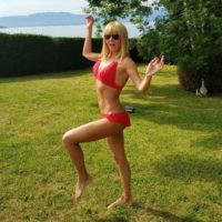 Валерия показала «жаркие» кадры на отдыхе