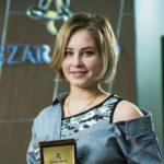20735 Юлии Липницкой предложили работу в ресторане быстрого питания
