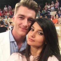 Алексей Воробьев флиртует с известной телеведущей