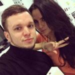 22600 Антон Гусев и Виктория Романец тайно сыграли свадьбу