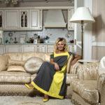 Экс-супруга Алексея Нилова Ирина Климова четыре года не могла въехать в квартиру