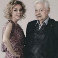 Марина Зудина и Олег Табаков повздорили на репетиции