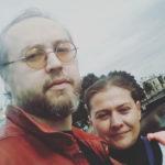 22594 Мария Голубкина напугала Бориса Ливанова в день рождения