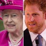 22124 Принц Гарри вызвал избранницу на откровенную беседу с Елизаветой II