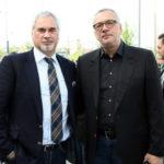 Валерий и Константин Меладзе рассказали о спорах с женами