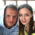 24945 Анастасия Костенко подготовила особенный подарок для Дмитрия Тарасова