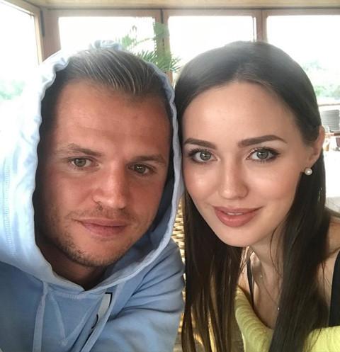 Анастасия Костенко подготовила особенный подарок для Дмитрия Тарасова
