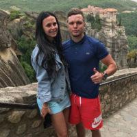 Антон Гусев и Виктория Романец шикуют на отдыхе