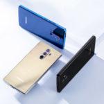 25399 Безрамочный смартфон DOOGEE MIX 2: четыре камеры и распознавание лиц всего за $200