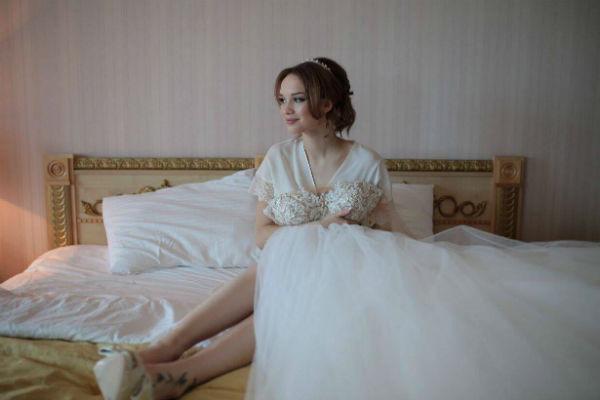 Диана Шурыгина вышла замуж за оператора Первого канала