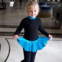 Дочь Стаса Михайлова поступила в школу Евгения Плющенко