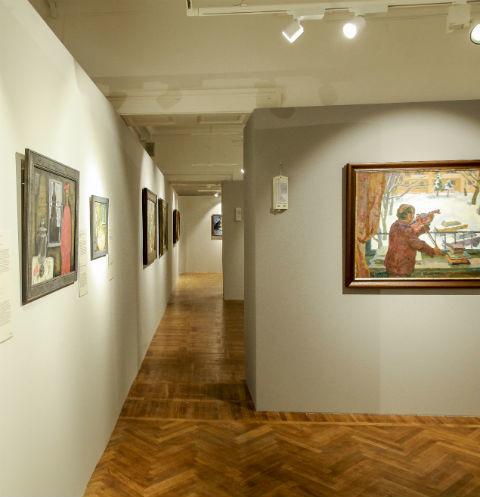 «Ингосстрах» совместно с Третьяковской галереей организовал передвижную выставку