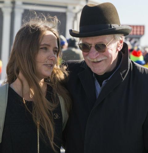 Иван Краско с молодой женой едва сводят концы с концами