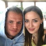 23374 Костенко похвасталась роскошным подарком Тарасова к важной дате