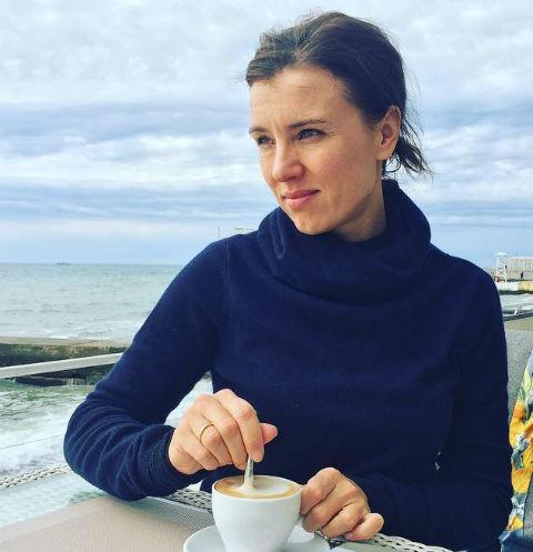 Ксения Алферова потеряла близкого человека