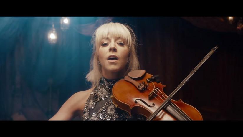24165 Линдси Стирлинг (Lindsey Stirling) — Mirage, новый клип