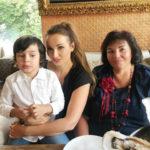 Мама Анфисы Чеховой заговорила о неприемлемом поведении Гурама Баблишвили