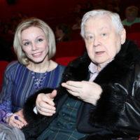 Марина Зудина жалеет об аборте от Олега Табакова