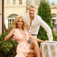 Николай Басков перевез невесту в шикарный особняк