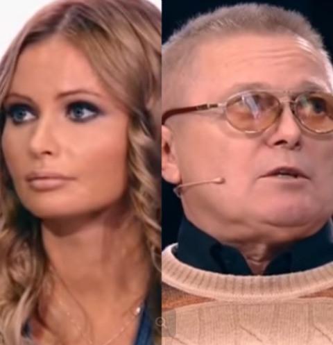 25407 Отец Даны Борисовой вмешался в ее конфликт с матерью