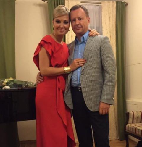 Предполагаемая любовница Вороненкова хотела увести его у Максаковой из-за денег