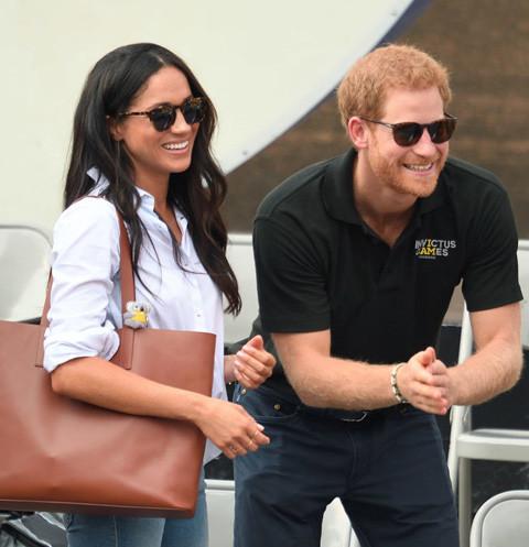 24866 Принц Гарри и Меган Маркл назначили дату свадьбы