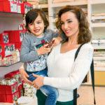 Сын Анфисы Чеховой: «Мама работает балериной»