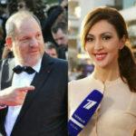 Телеведущая Екатерина Мцитуридзе оказалась в центре секс-скандала с Вайнштейном