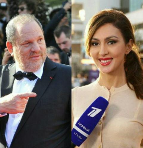 24581 Телеведущая Екатерина Мцитуридзе оказалась в центре секс-скандала с Вайнштейном